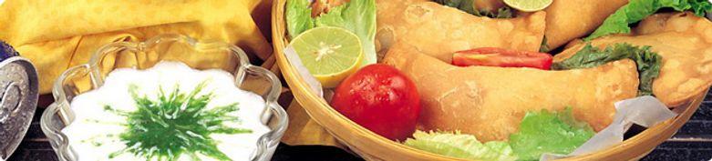 Vorspeisen - Indisches Restaurant Neu Delhi