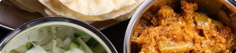 Vorspeisen mit Fleisch - Surya - Indisches Restaurant