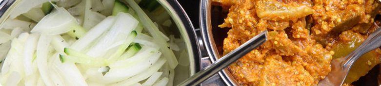 Indisch: Salate  - Chinoiss