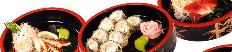 Spezialitäten des Hauses - Wok Sushi Brunnen