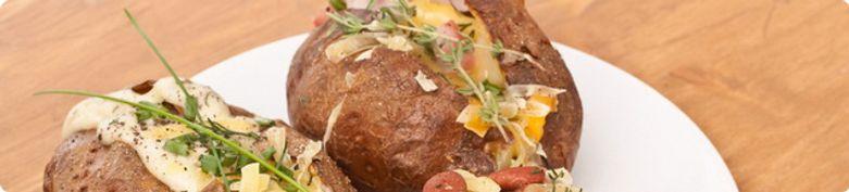 NEU Ofenkartoffeln - Goldener Hirsch