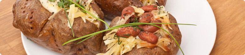 Ofenkartoffeln - Zum Burgenlandstüberl bei Tina