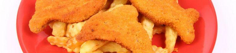 Kids Menüs - American 1869 Burger & Luigi's Schnitzel