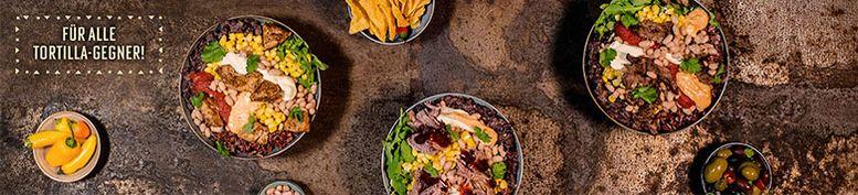 Burrito-Bowls  - Mamacita - California Burritos