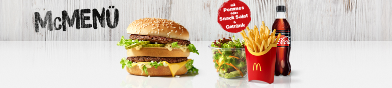 McMenü - McDonald's