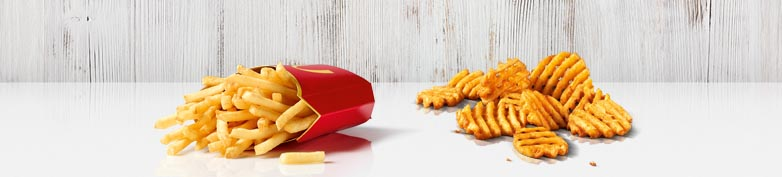 Pommes - McDonald's