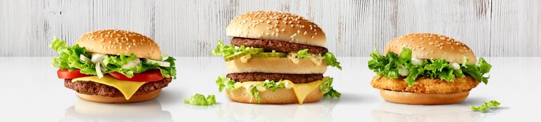 Burger - McDonald's