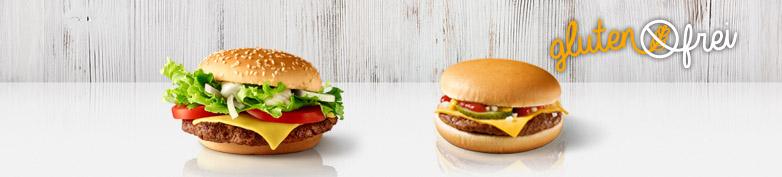 Spezial - Glutenfrei & Make it Veggie - McDonald's