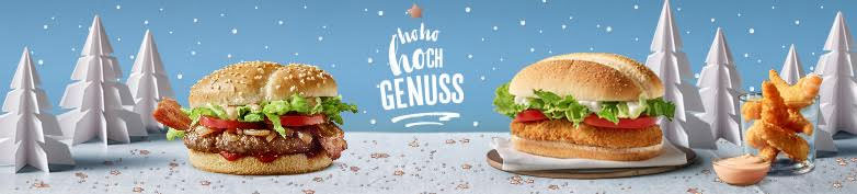 JETZT NEU Hohohochgenuss - McDonald's
