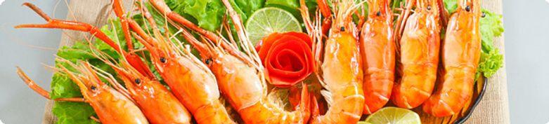 Fisch und Meeresfrüchte  - Asia Restaurant Mais