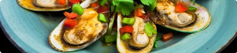 Fischgerichte - De Napoli