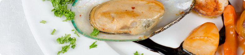 Fisch & Meeresfrüchte - Pizzeria Di Caprio
