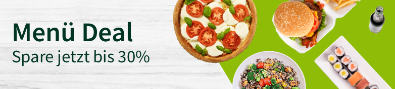 Menü Deals - Pizzorante Pesto