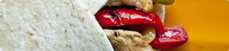 Burritos - Tropicante - Mexican Street Food