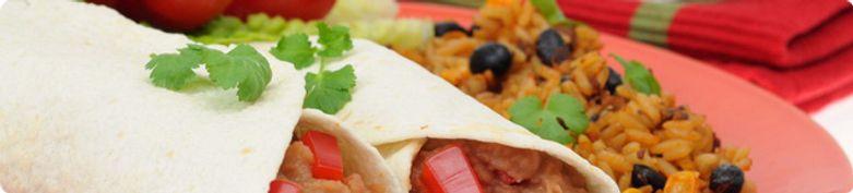 Burritos - Waggon Restaurant