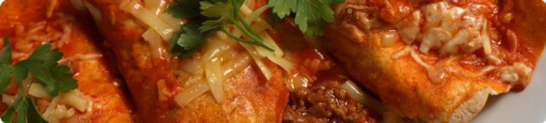 Enchiladas  - Arriba Mexicano & Pizzeria