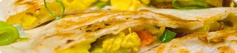 Quesadillas  - Salpicon Tacos & Salads