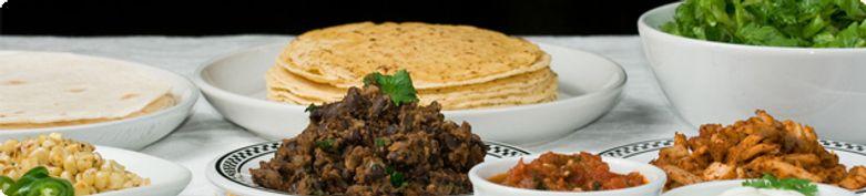 Mexikanische Gerichte  - Il Mondo Internationale Küche