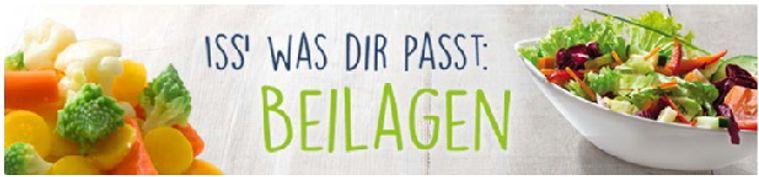 Beilagen - NORDSEE
