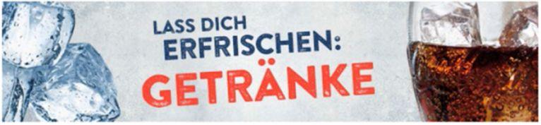 Alkoholfreie Getränke - NORDSEE Hauptbahnhof
