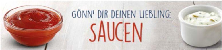 Saucen und Dressings - NORDSEE Hauptbahnhof