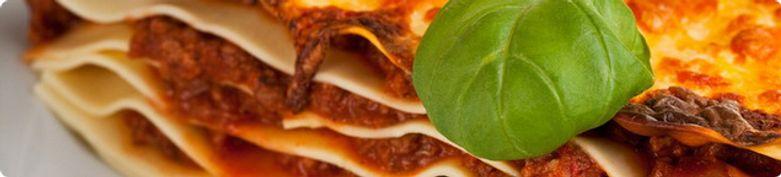 Überbackene Pasta - Toto's