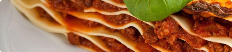 Nudelgerichte - Pizzeria Dolce Vita