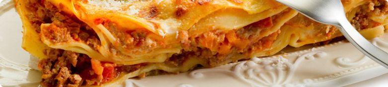Lasagne  - Napoli Pizzeria