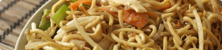Nudeln & Reis - Wok Sushi Time