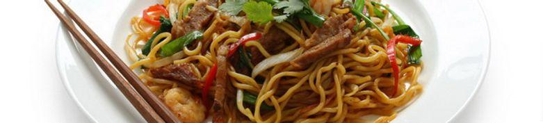 Hausgemachte Nudeln - Asia Restaurant Yun