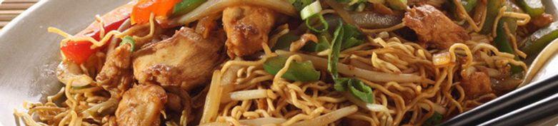 Gebratene Nudeln  - Mr.Noodle