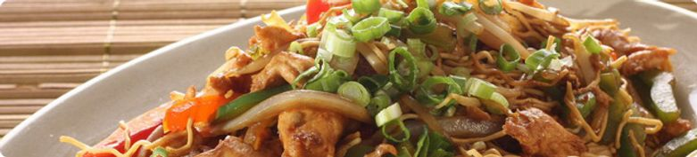 Mittagsmenü - China Restaurant Gedeihen