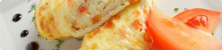 Omelett  - Gedeihen