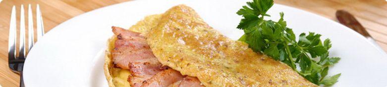 Palatschinken Cordon  - Pizzeria Americano