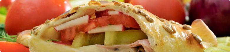 Pizza Cone klein - Castello Cone