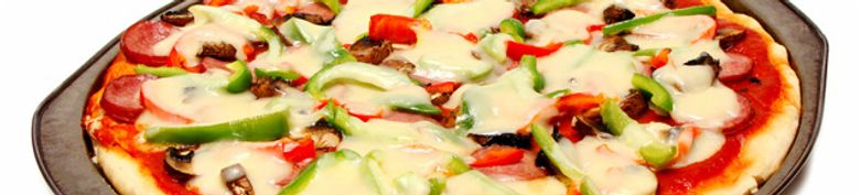 Pizza - Low Carb  - Pizzeria Cara Mia 1210