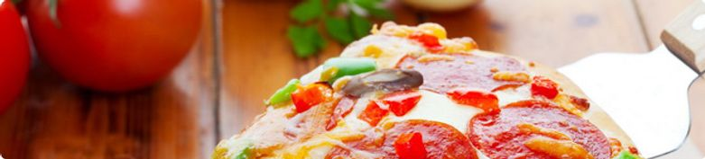 Kinderpizza - Pizzeria Peppino