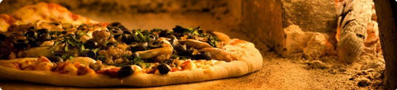 Familienpizza - Halal California Pizza & Burger