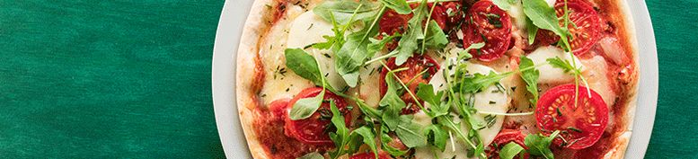 Pizza - Khail Restaurant