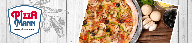 Create Your Own Pizza  - Pizzamann