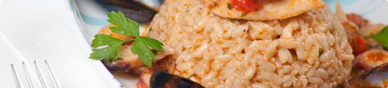 Reisgerichte - Ristorante Luca