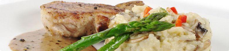 Reisgerichte  - Ristorante Capri