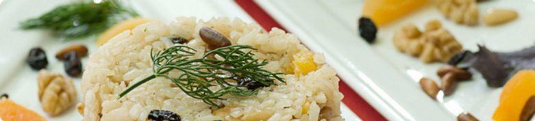 Reisgerichte  - Il Mondo Internationale Küche