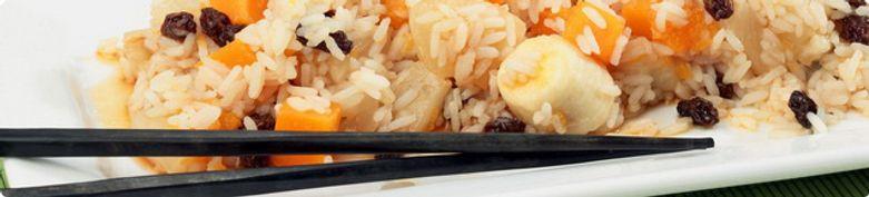 Gebratener Reis  - Dim Sum