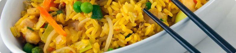 Reisgerichte - Thai Restaurant