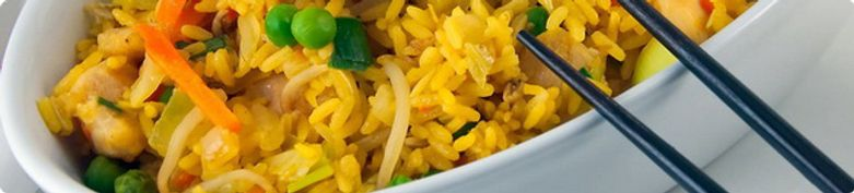 Reis / Nudeln  - Asia Restaurant FU