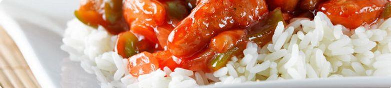 Gebratener Reis  - China Restaurant China-Garten