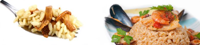 Risotto - Pizza & Pasta Ancello