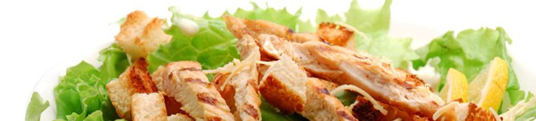 Johnny's Chicken Salat - Johnny's Chicken