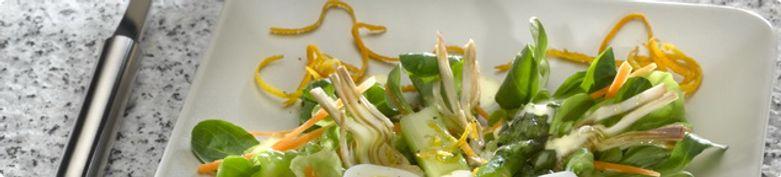 Salat  - YAZU Japanese Cuisine